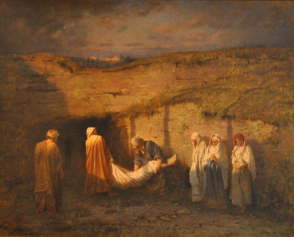 George Inness, Jr. Paintings –Volunteers and Docents Needed