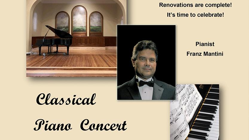 Classical Piano Concert