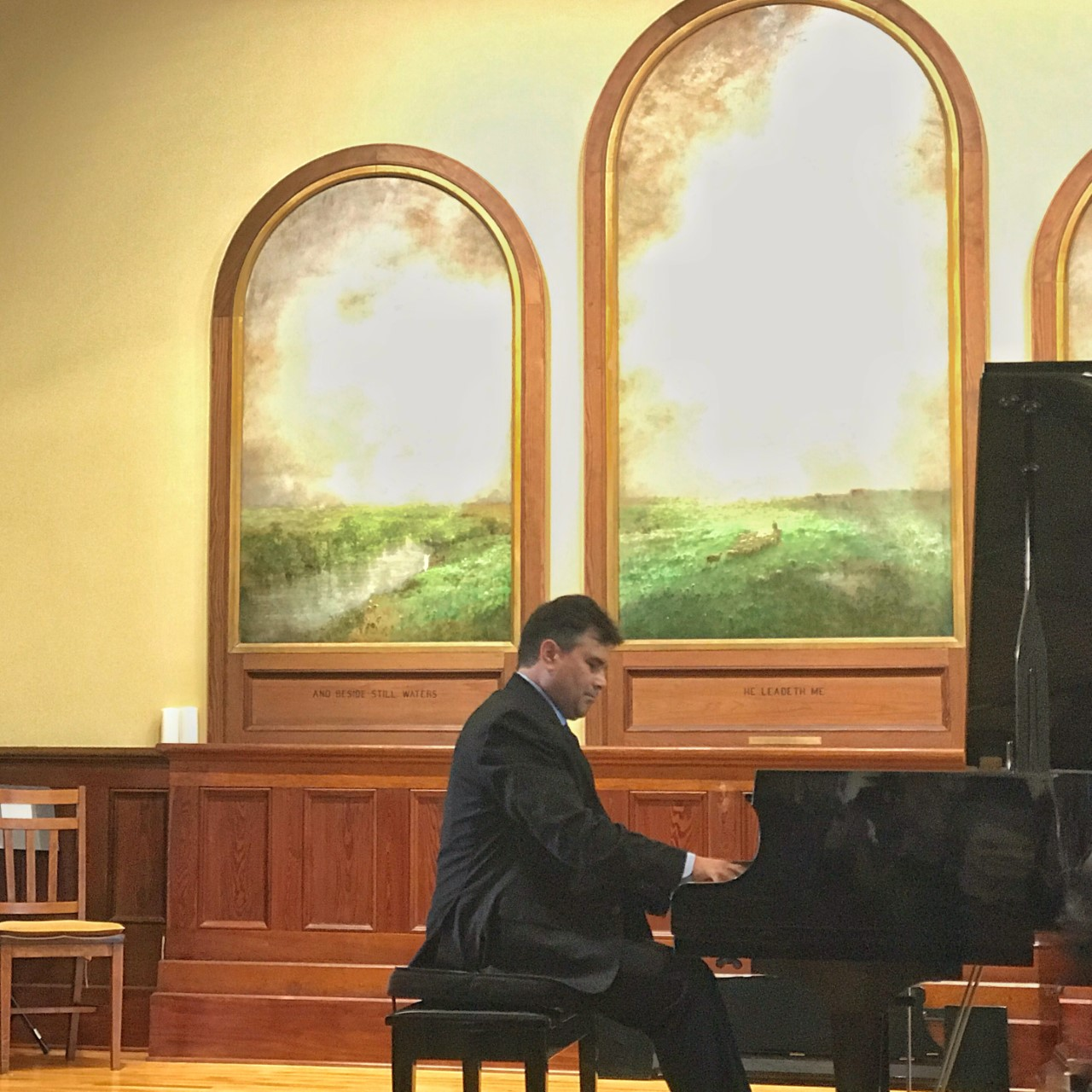 October 13 Piano Concert a great success!