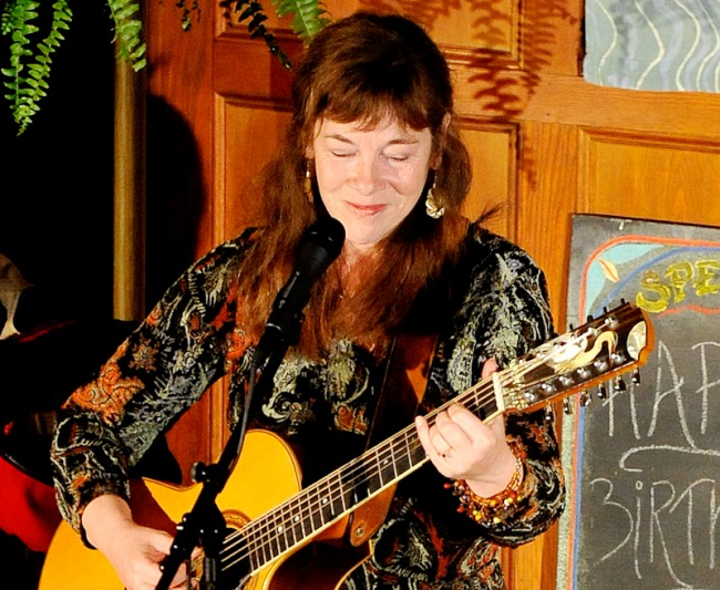 Claudia Schmidt Folk & Jazz Music – held February 22