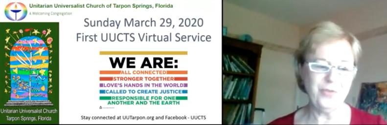 March 29th Service