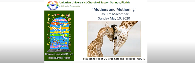 May 10th Mother's Day Service
