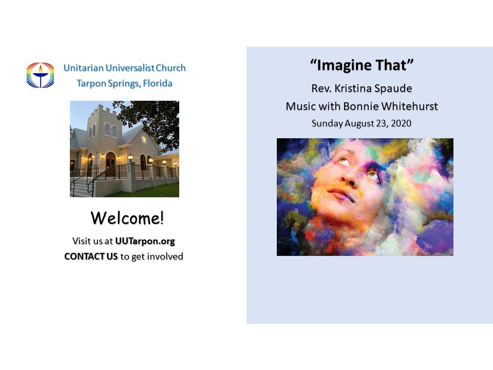 August 23rd Service